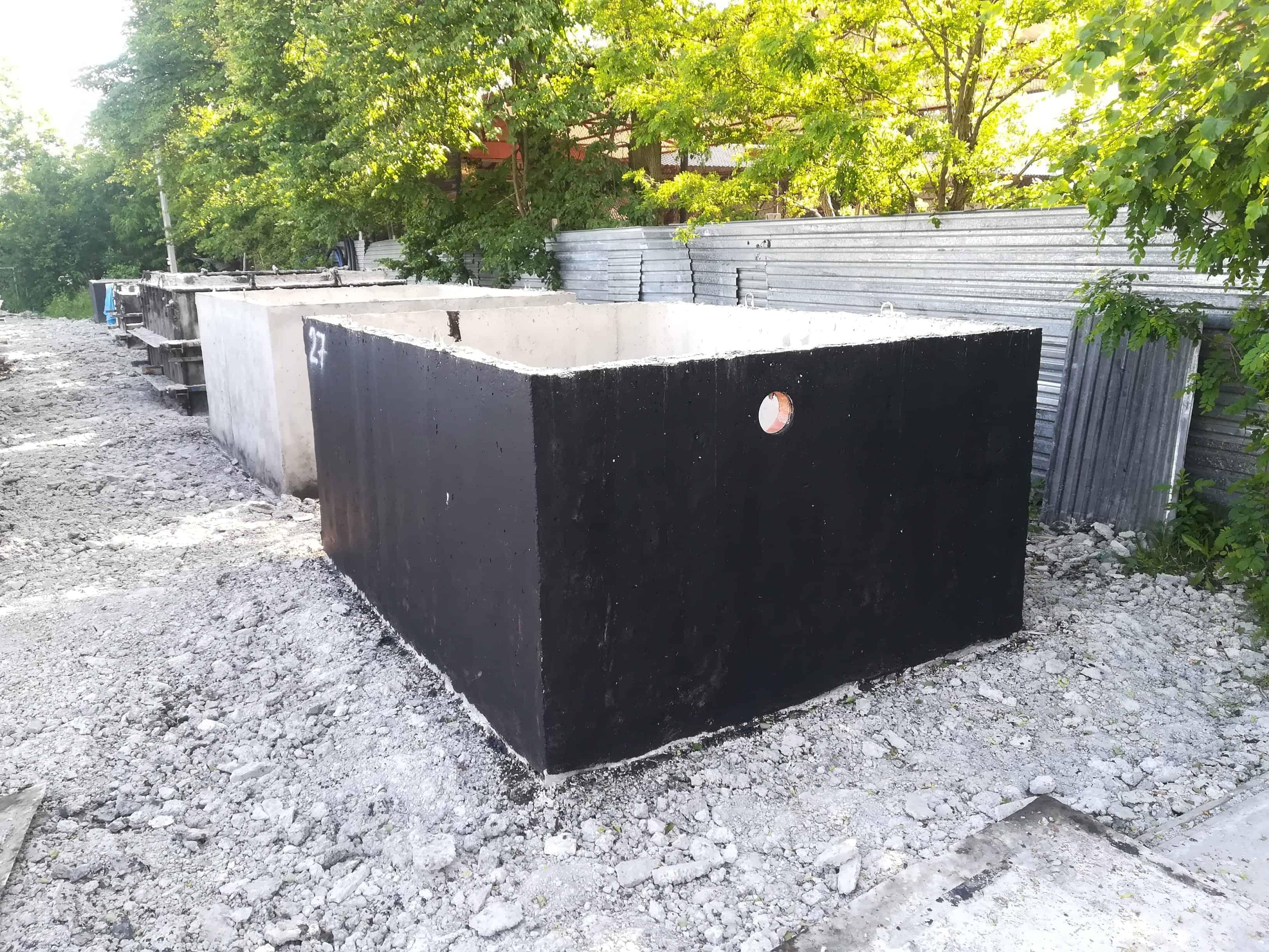 szamba betonowe Jasło