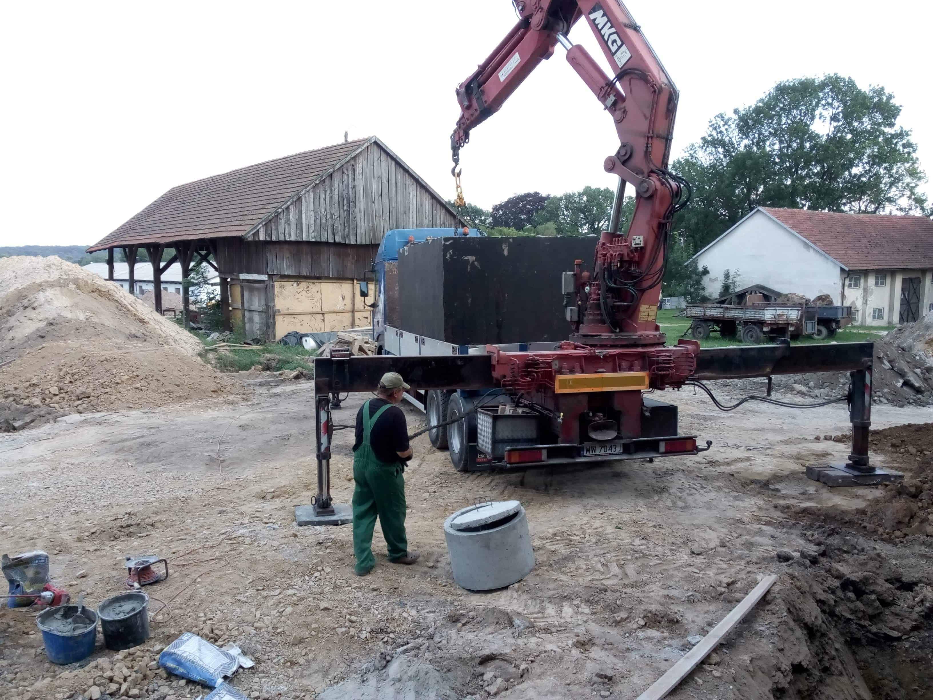 szamba betonowe Przeworsk