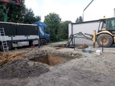 szamba betonowe Dębica