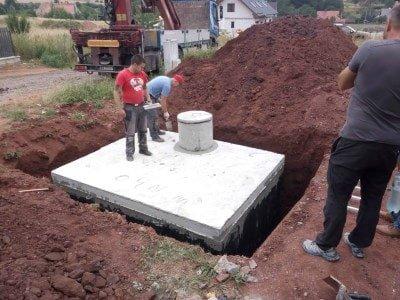 szamba betonowe Jarosław